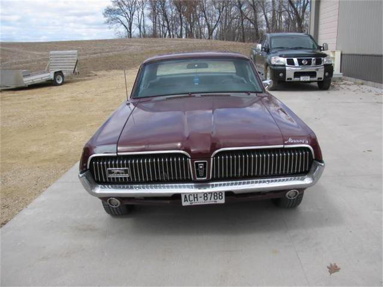 Large Picture of '68 Cougar - PXRY