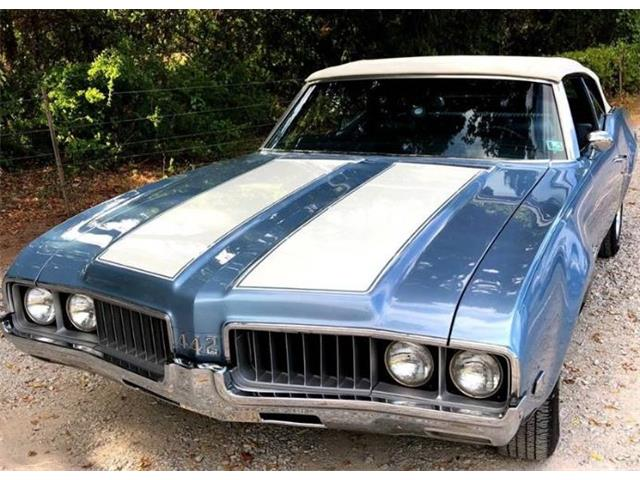 1969 Oldsmobile 442 for Sale on ClassicCars com on