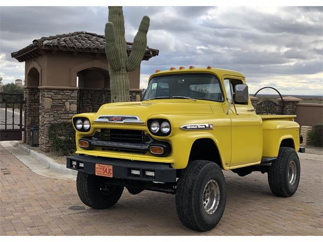 Picture of Classic '59 Apache located in Phoenix Arizona Offered by a Private Seller - PZ05