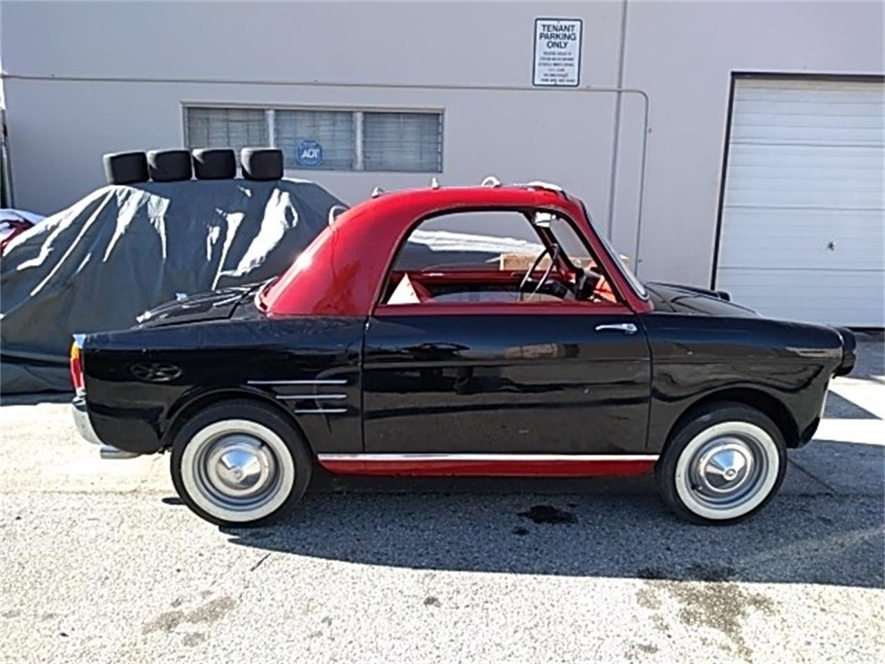 Large Picture of '59 Fiat 500L located in Foster City California - PZ08