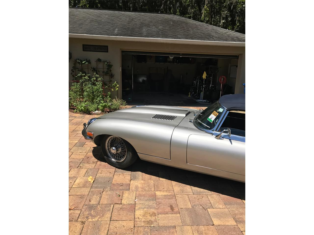 Large Picture of 1970 Jaguar XKE II located in Land O Lakes Florida - $87,500.00 Offered by a Private Seller - PZ0B