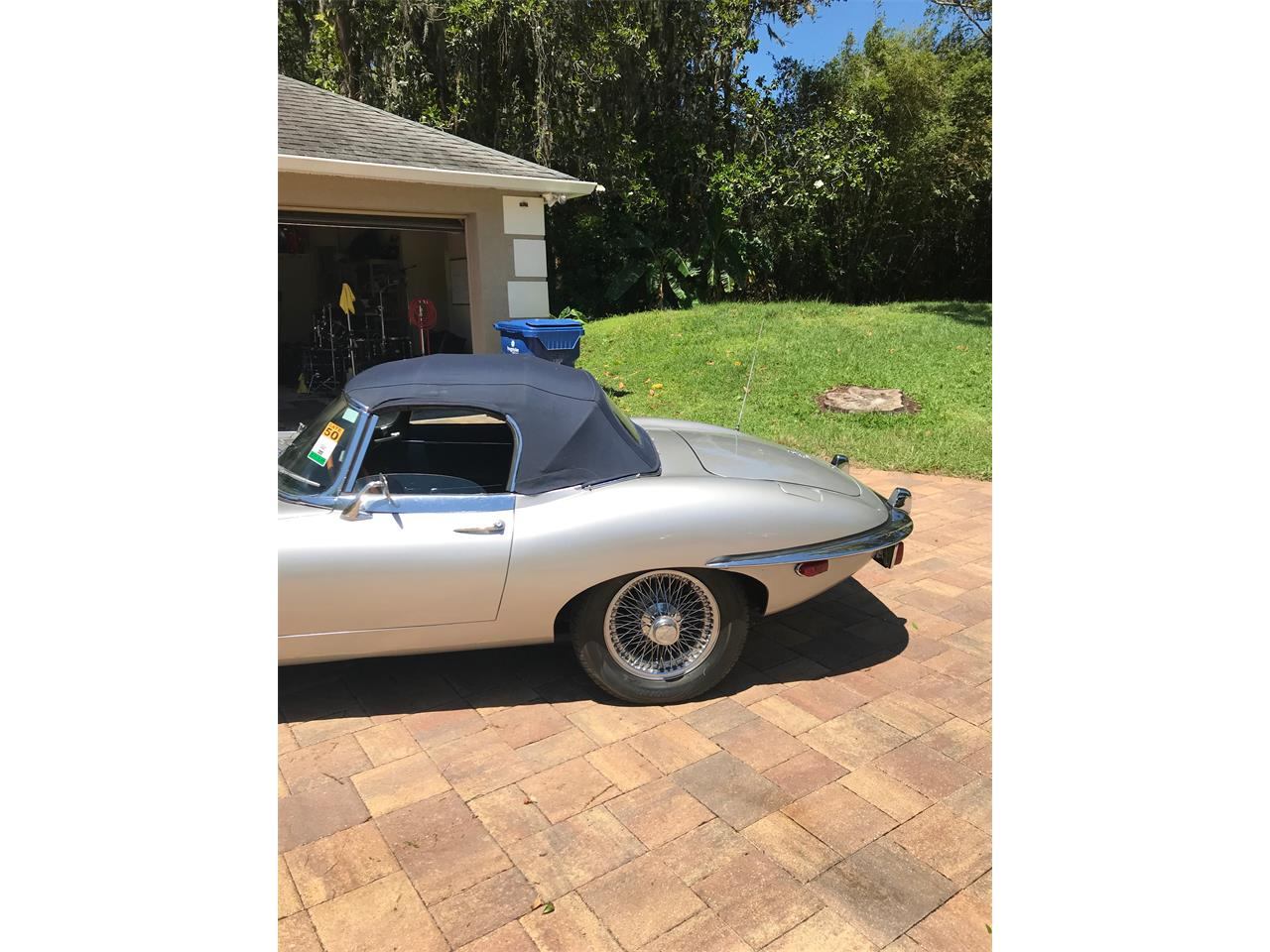 Large Picture of Classic '70 Jaguar XKE II Offered by a Private Seller - PZ0B