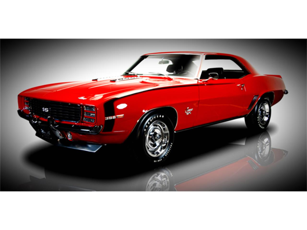 Large Picture of '69 Camaro SS - PZ0O