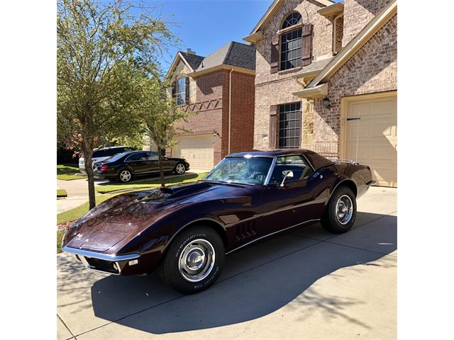 Picture of '68 Chevrolet Corvette Offered by a Private Seller - PZ0T