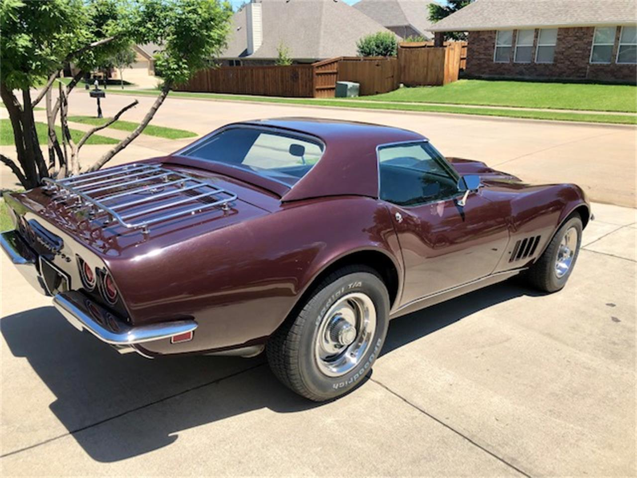 Large Picture of '68 Corvette - PZ0T