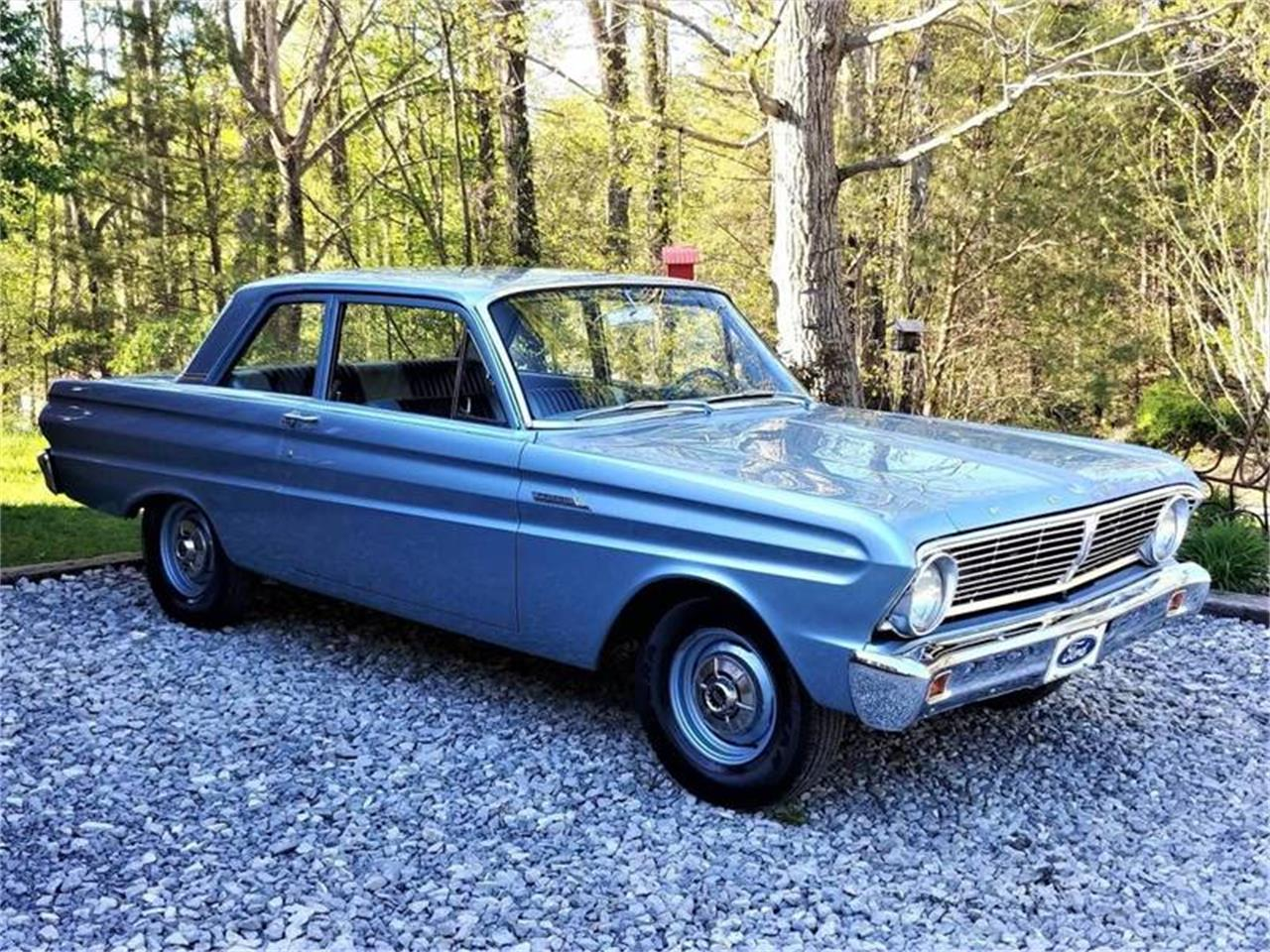 Large Picture of '65 Falcon - PXS4