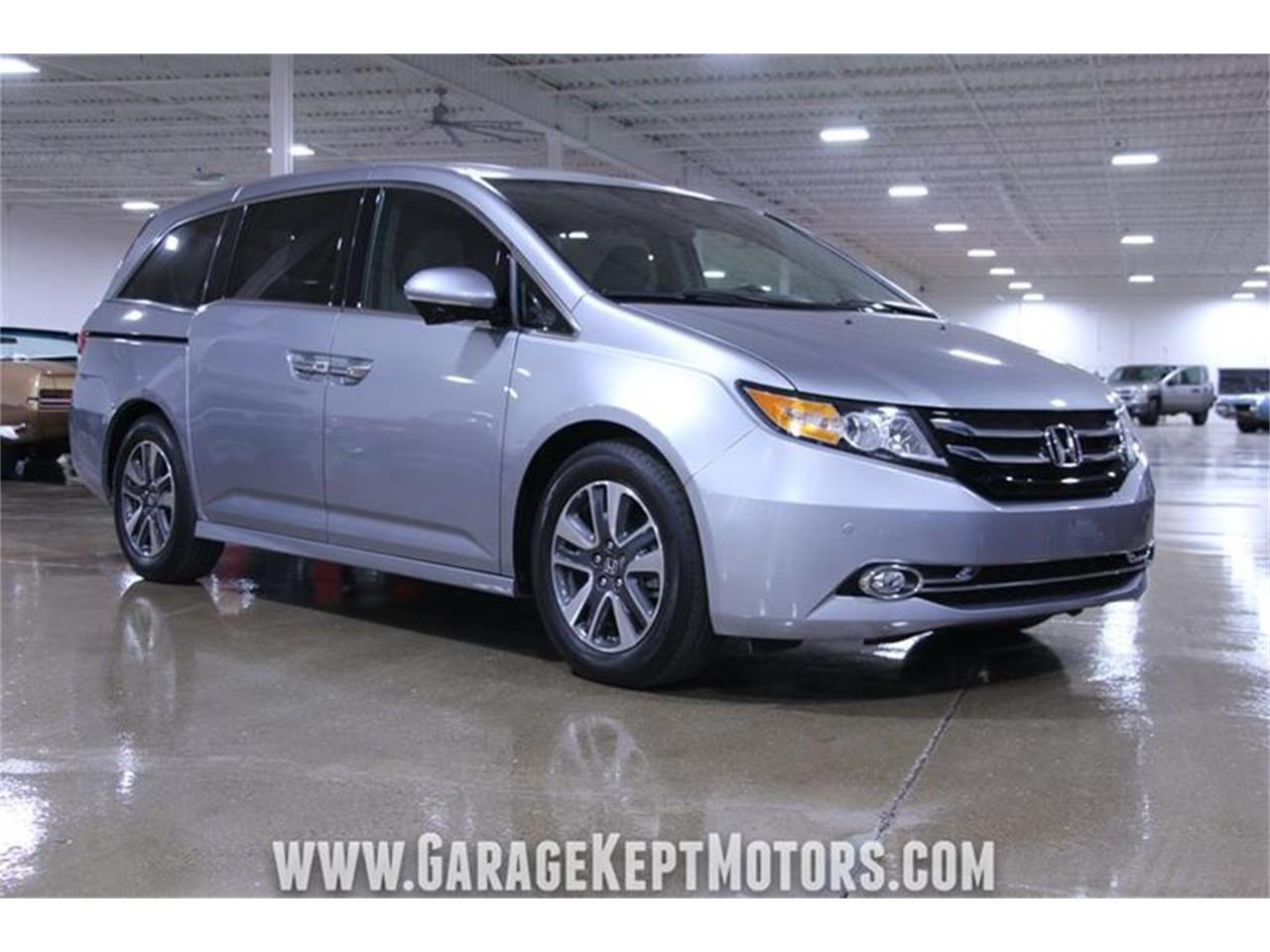 Large Picture of '16 Odyssey - PZ18