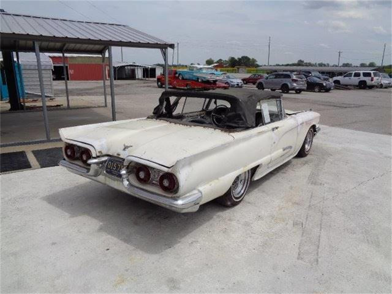 Large Picture of '59 Thunderbird - PZ1A