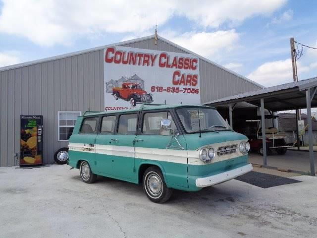Picture of Classic '62 Corvair - $10,950.00 Offered by  - PZ1E