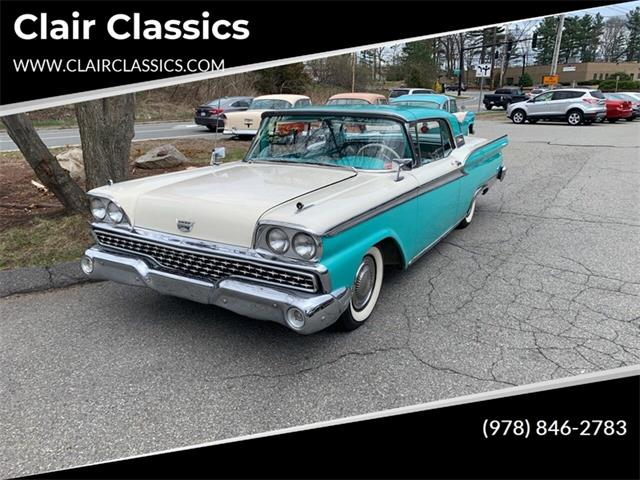 Picture of '59 Ford Fairlane 500 - PZ1Z