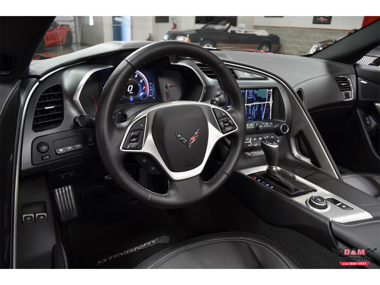 Large Picture of 2015 Chevrolet Corvette located in Glen Ellyn Illinois - $50,995.00 - PZ21
