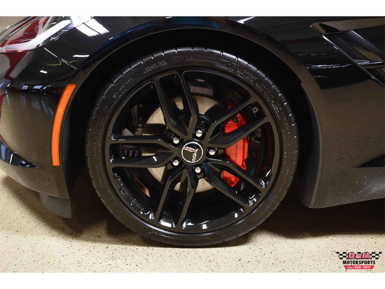 Large Picture of '15 Chevrolet Corvette - PZ21