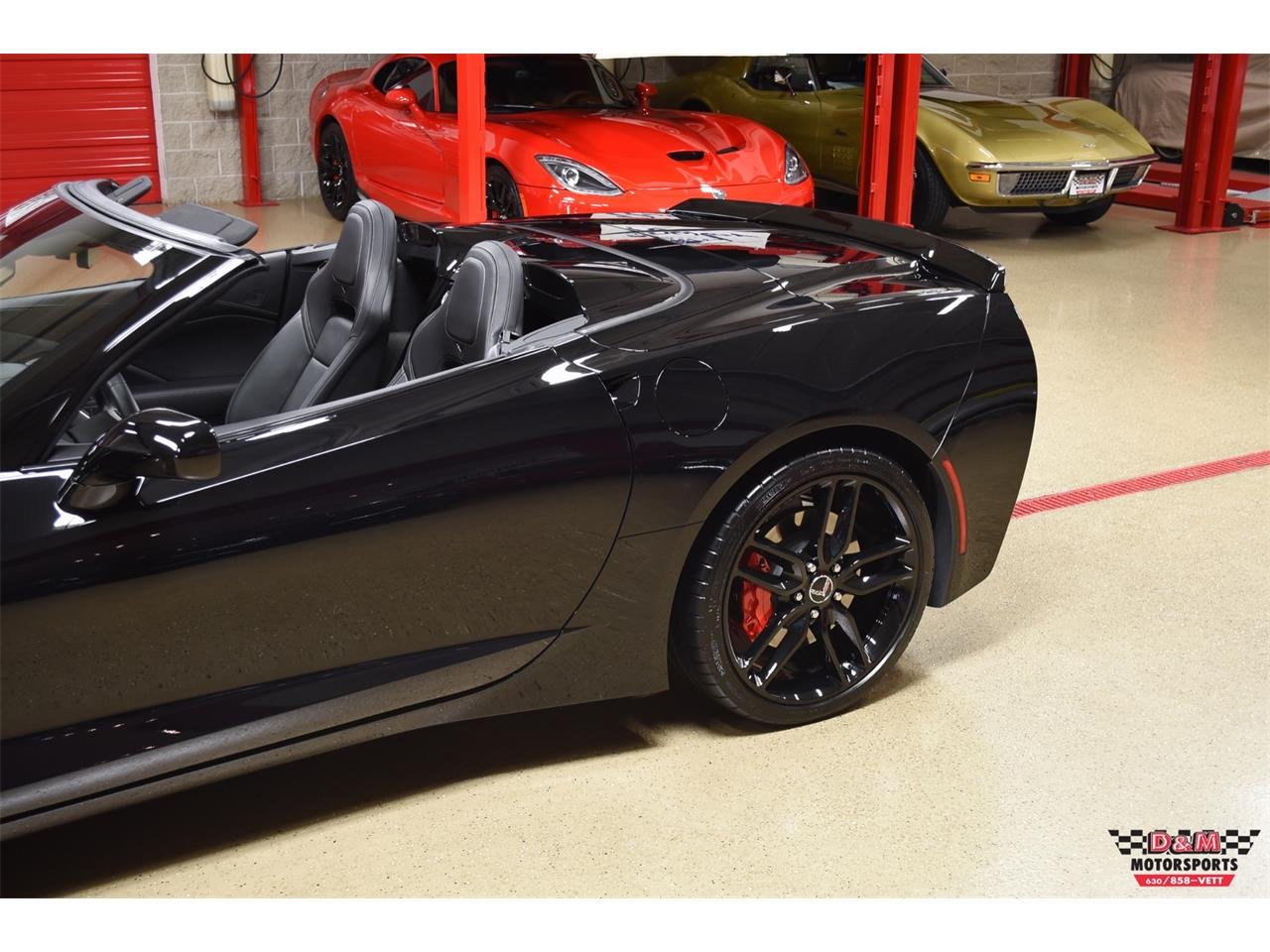 Large Picture of 2015 Chevrolet Corvette Offered by D & M Motorsports - PZ21