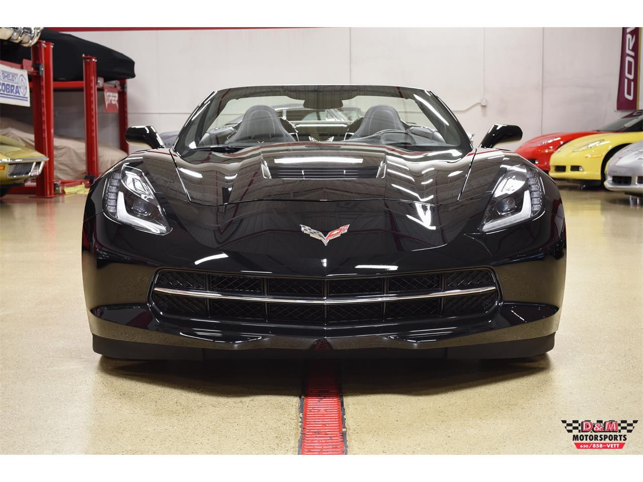 Large Picture of 2015 Corvette located in Illinois Offered by D & M Motorsports - PZ21