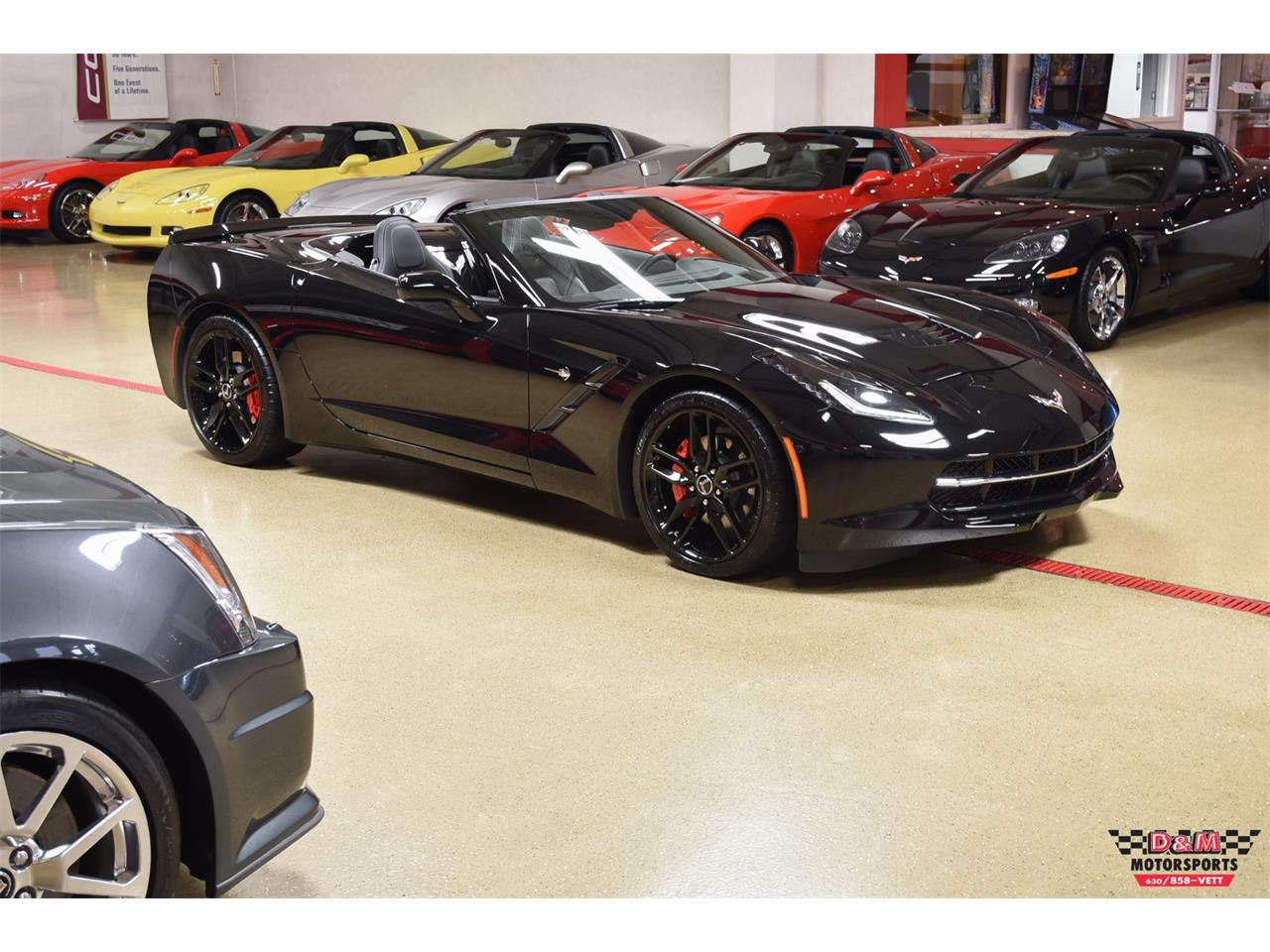 Large Picture of '15 Corvette located in Illinois - $50,995.00 - PZ21