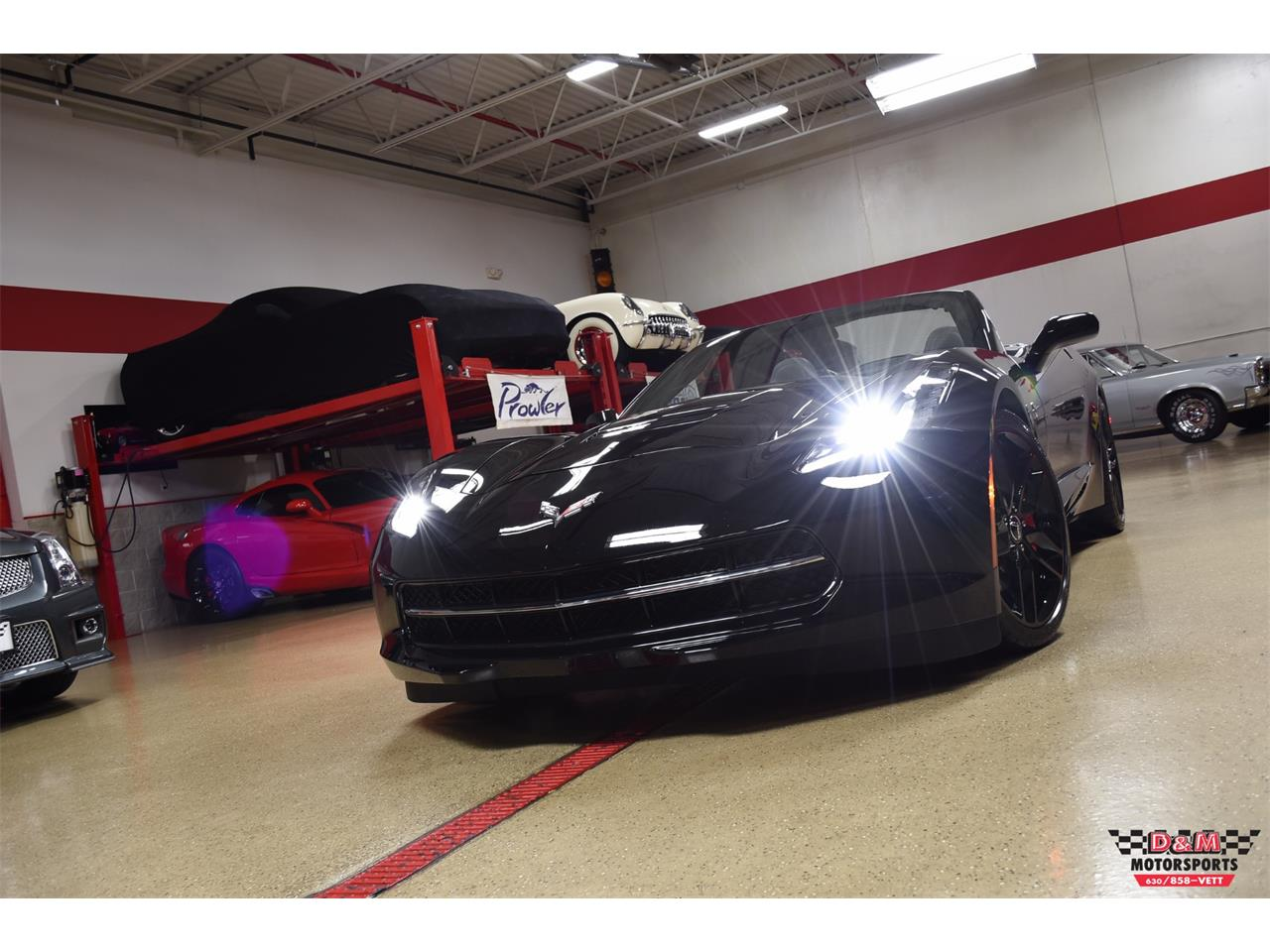 Large Picture of 2015 Corvette located in Glen Ellyn Illinois Offered by D & M Motorsports - PZ21