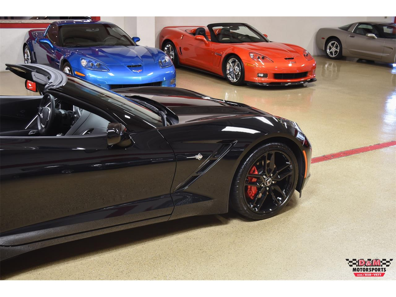 Large Picture of 2015 Chevrolet Corvette located in Illinois Offered by D & M Motorsports - PZ21