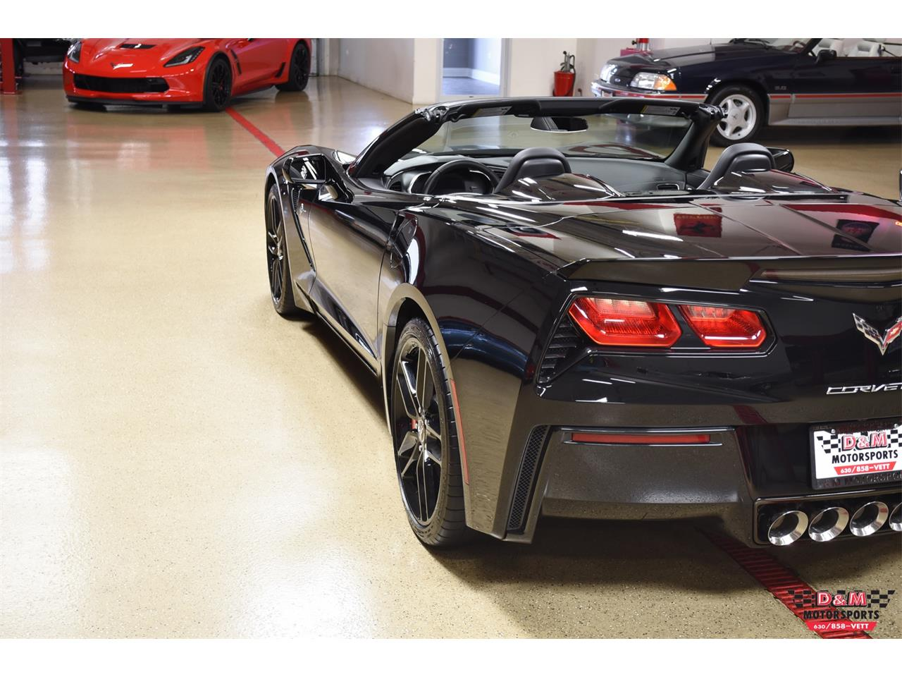 Large Picture of 2015 Corvette Offered by D & M Motorsports - PZ21