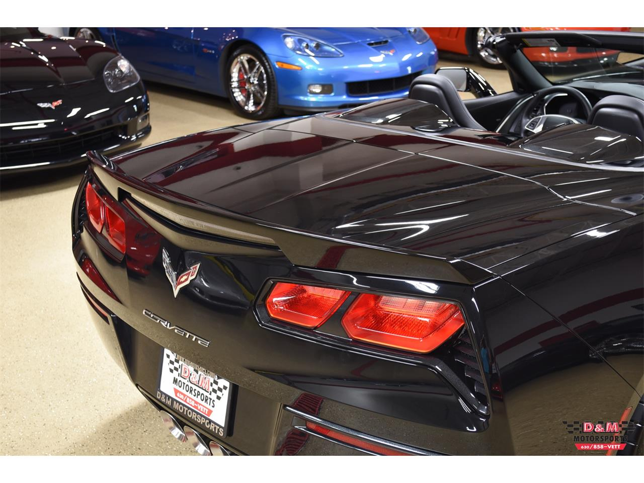 Large Picture of '15 Chevrolet Corvette located in Glen Ellyn Illinois Offered by D & M Motorsports - PZ21