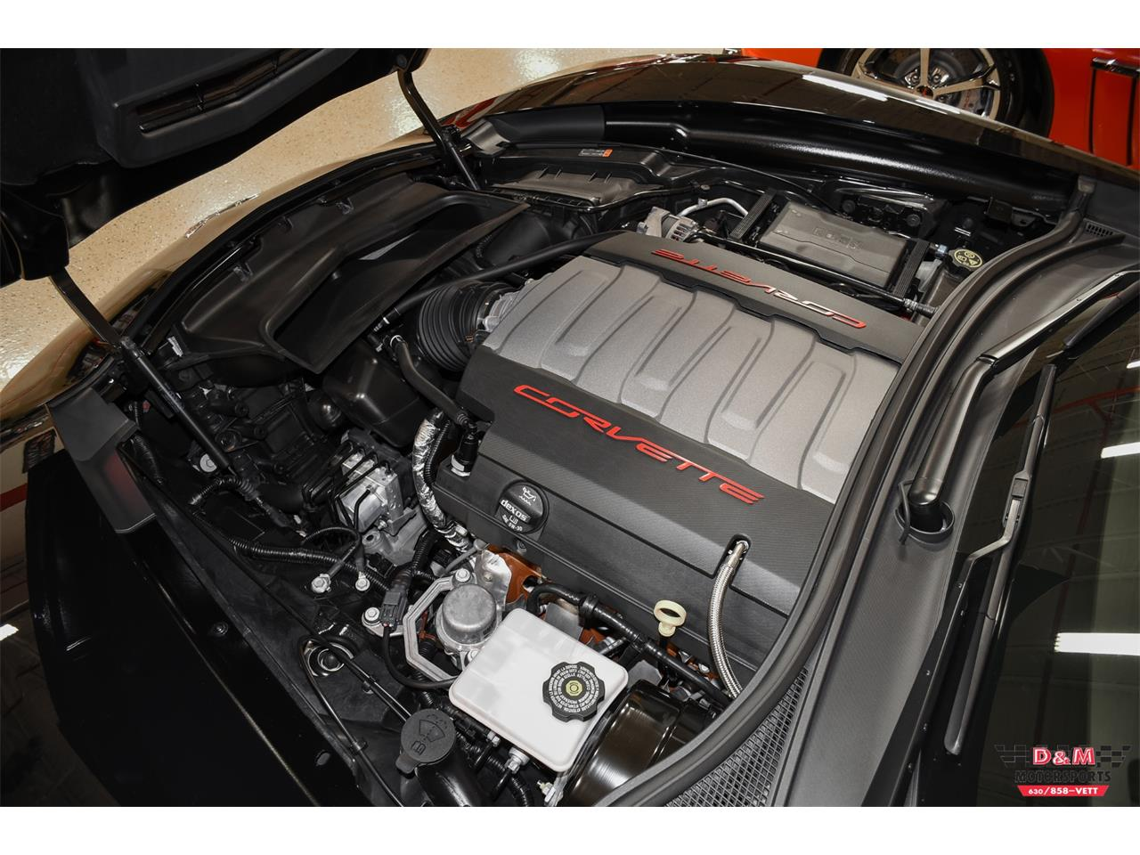 Large Picture of '15 Chevrolet Corvette located in Glen Ellyn Illinois - $50,995.00 Offered by D & M Motorsports - PZ21