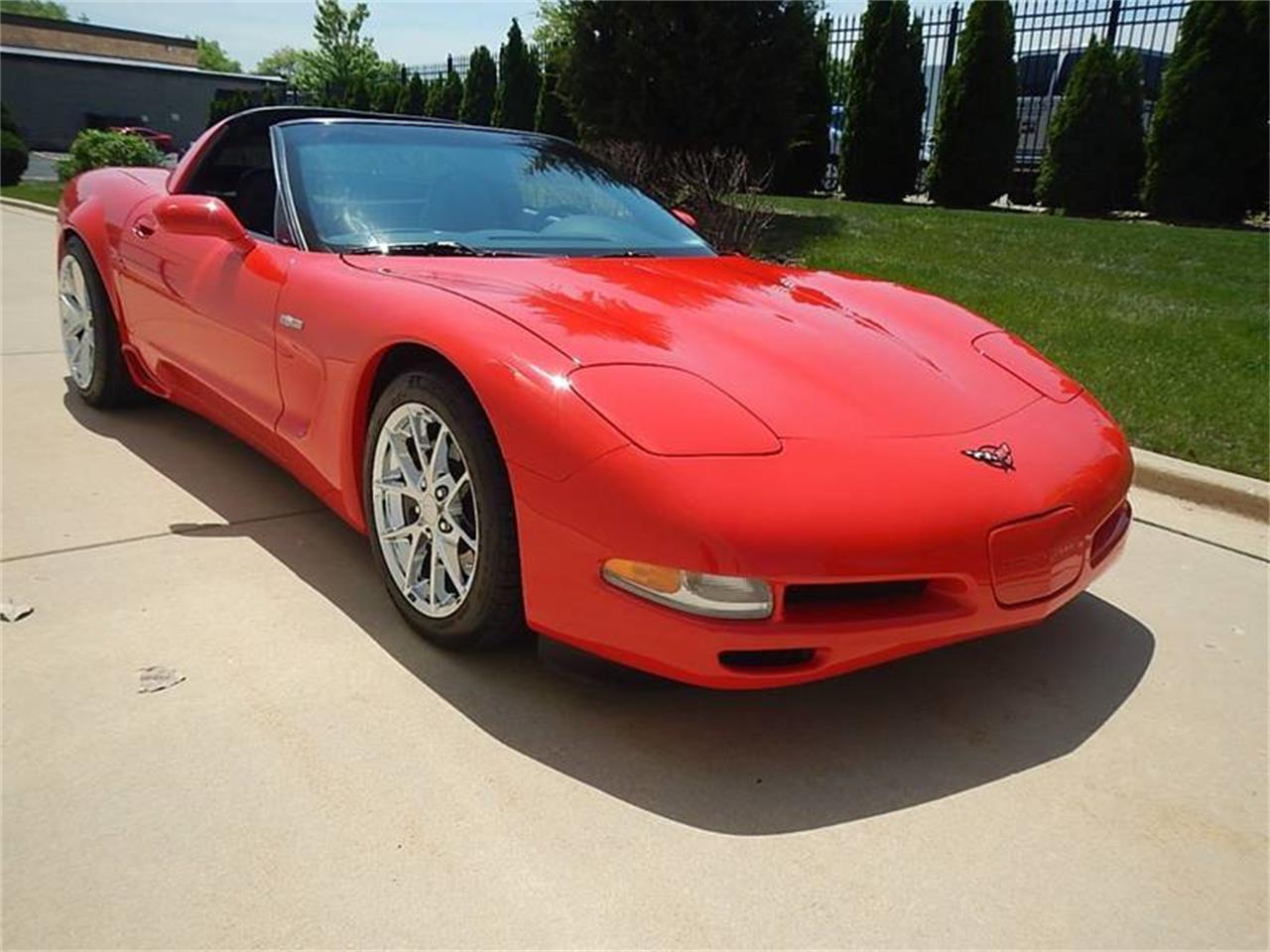 Large Picture of '97 Corvette - PZ2A