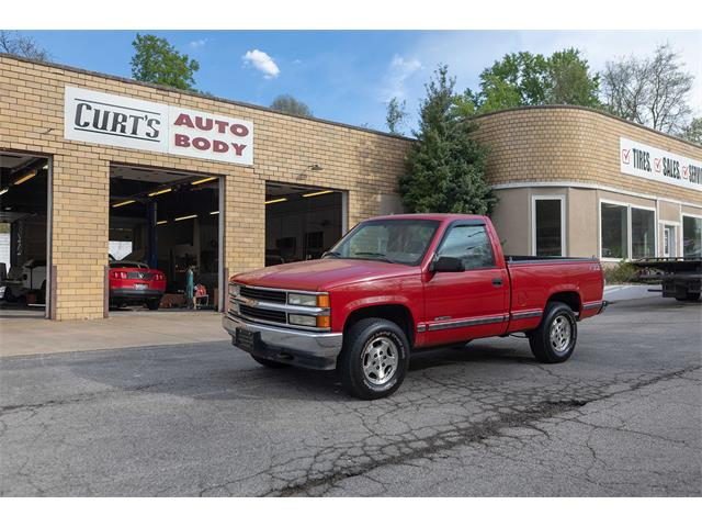 1995 chevy pickup value