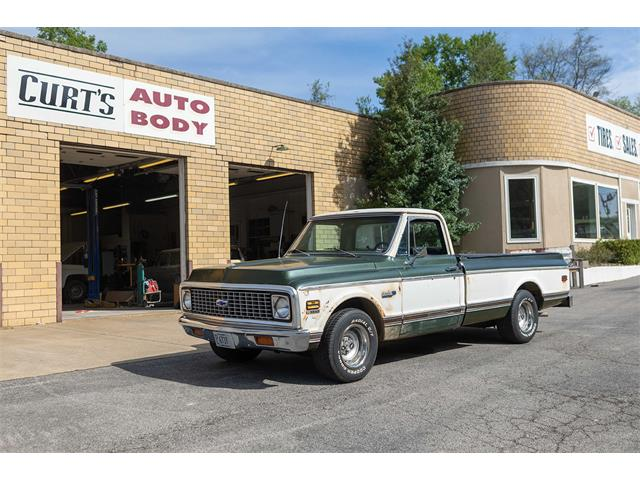 Picture of '72 C10 - PZ2I