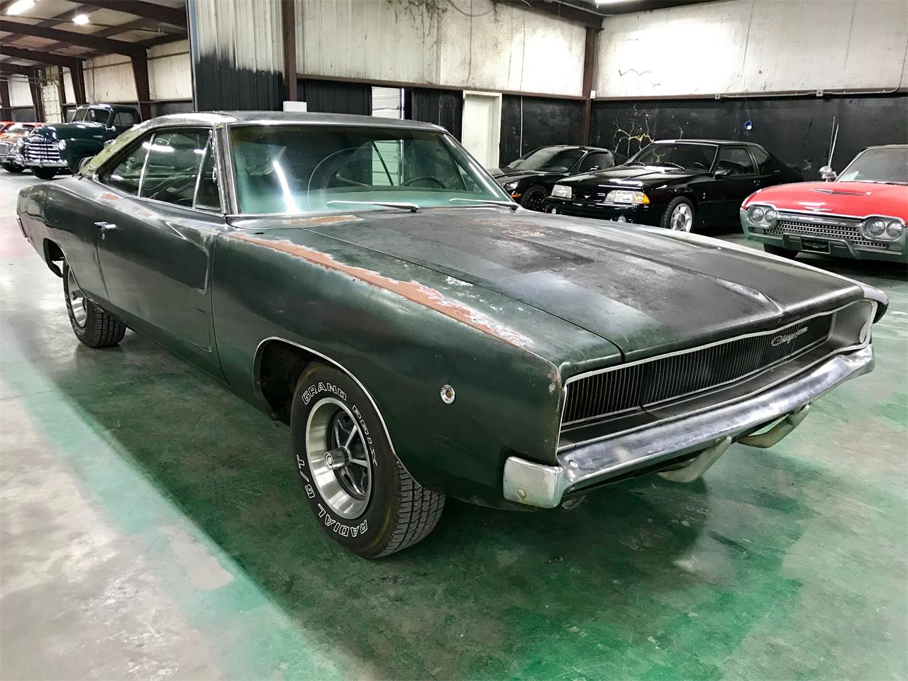 Large Picture of '68 Charger - PZ2W