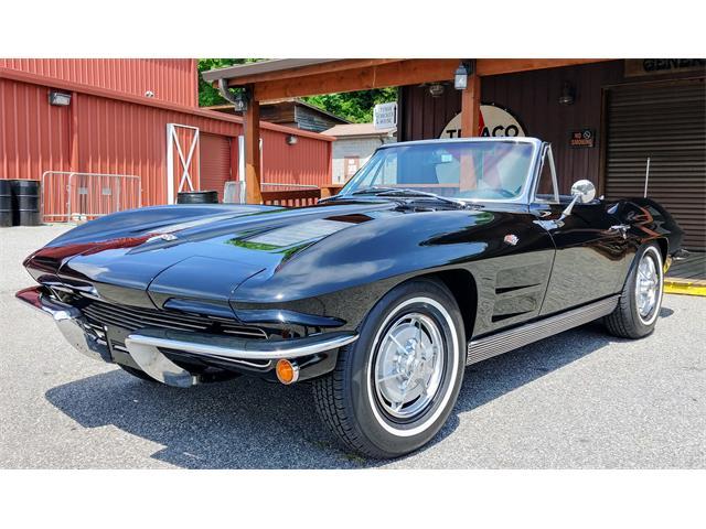 Picture of '63 Corvette - PZ32
