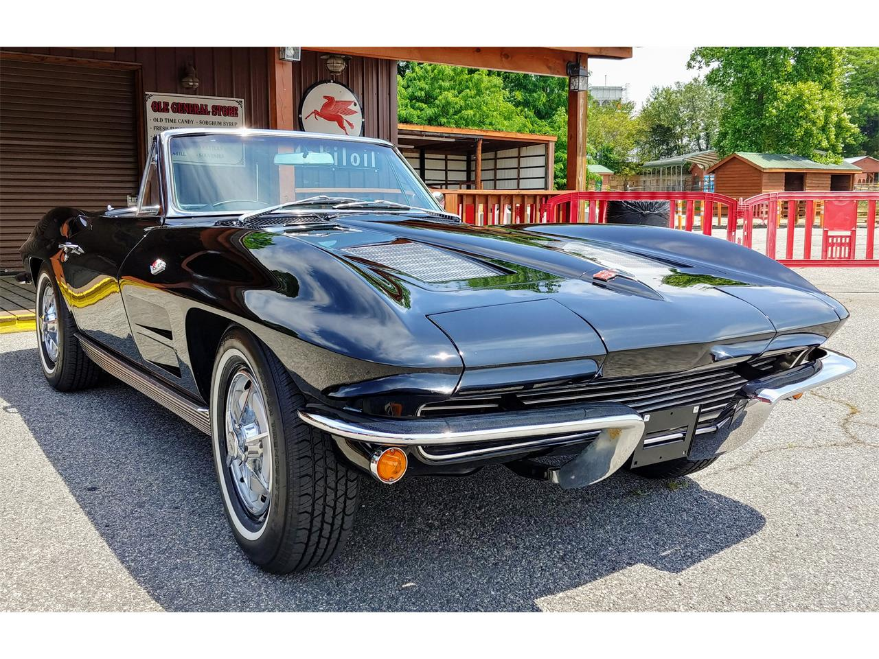 Large Picture of 1963 Corvette located in Georgia - $57,900.00 Offered by Carcraft Classics - PZ32
