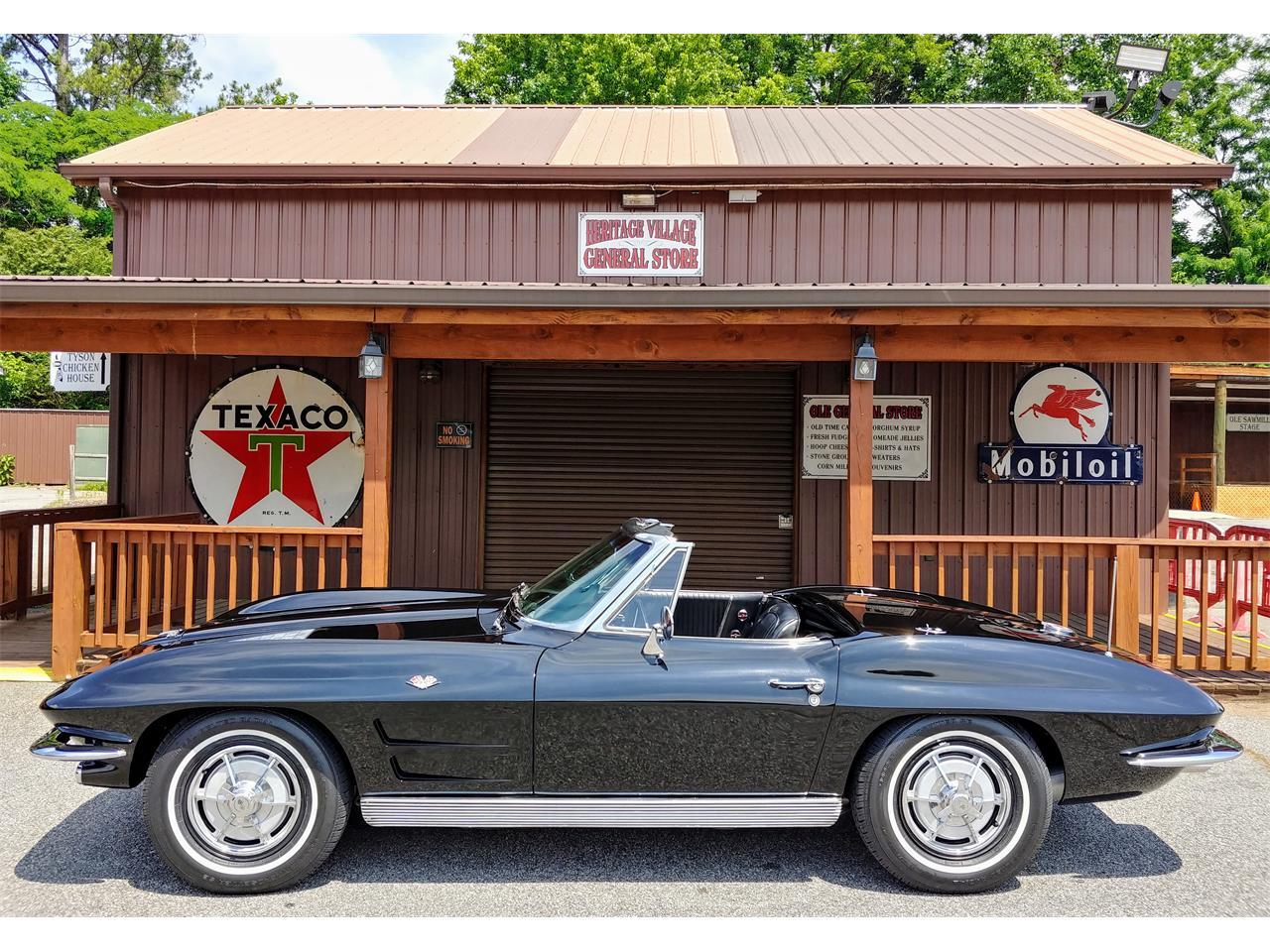 Large Picture of 1963 Chevrolet Corvette located in Georgia - PZ32