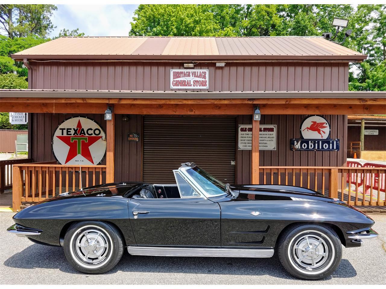 Large Picture of Classic '63 Corvette located in Georgia - PZ32