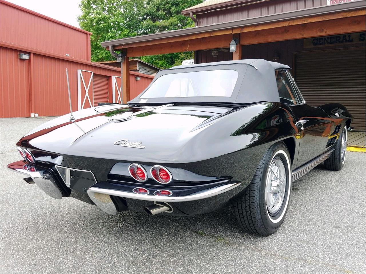 Large Picture of Classic 1963 Corvette - $57,900.00 - PZ32