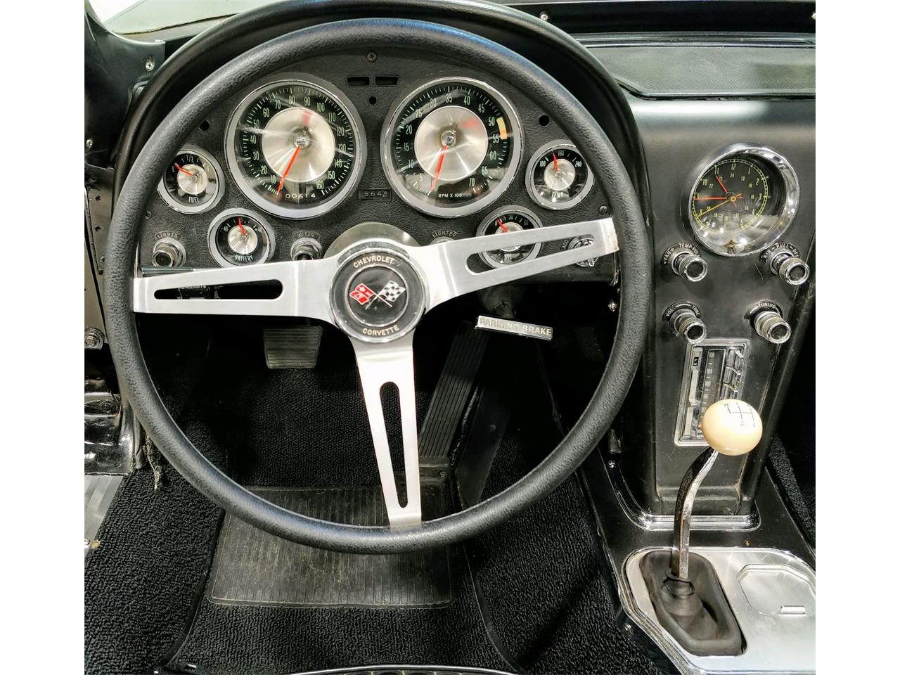 Large Picture of '63 Chevrolet Corvette located in Cumming Georgia - $57,900.00 Offered by Carcraft Classics - PZ32
