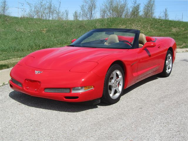 Picture of '03 Corvette - PZ34