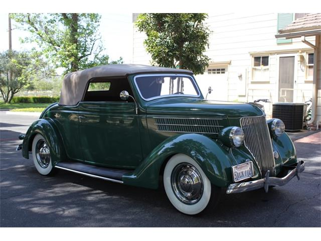 Picture of '36 Cabriolet - PZ35