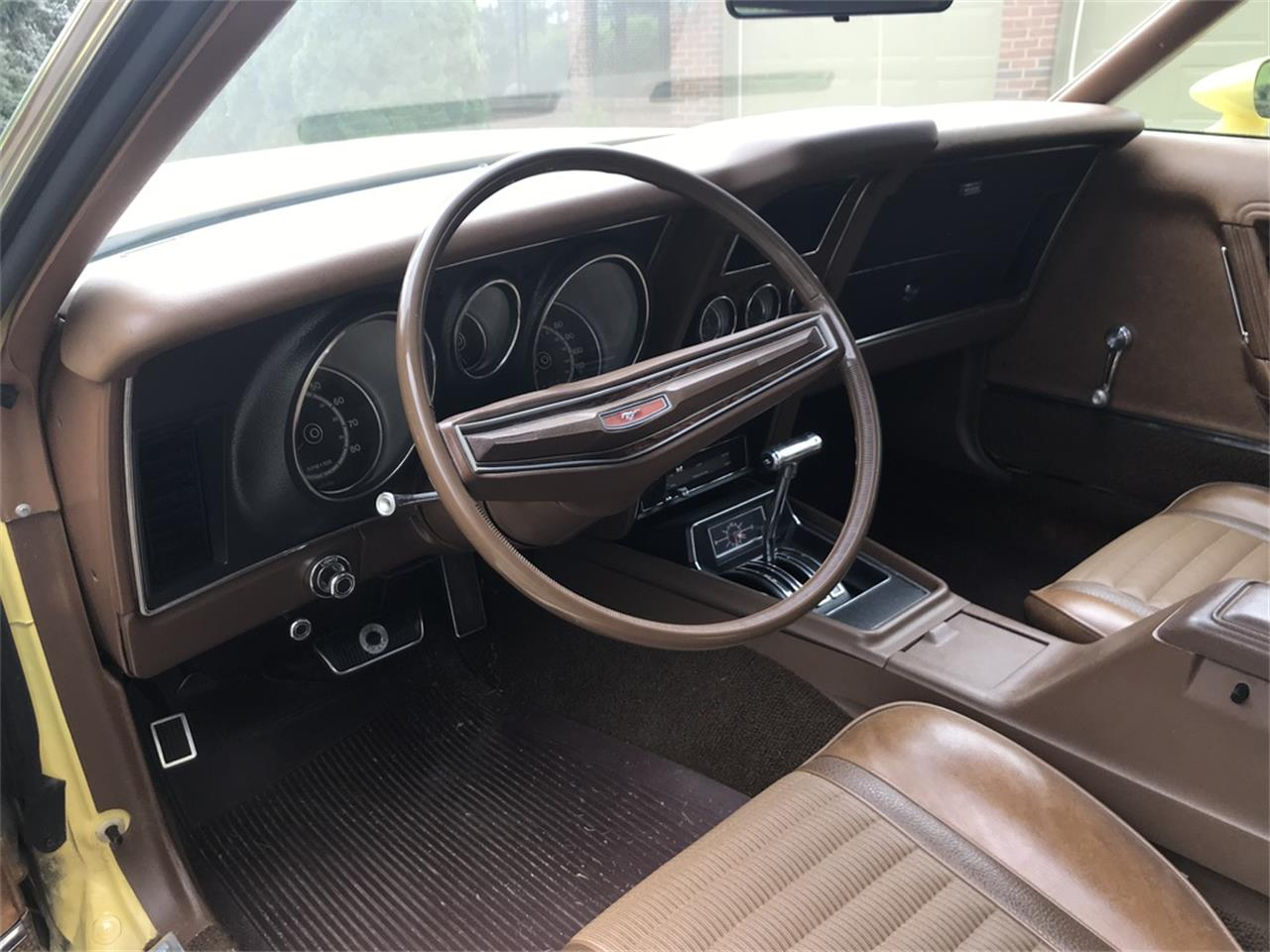 Large Picture of '73 Mustang Mach 1 - PZ3B