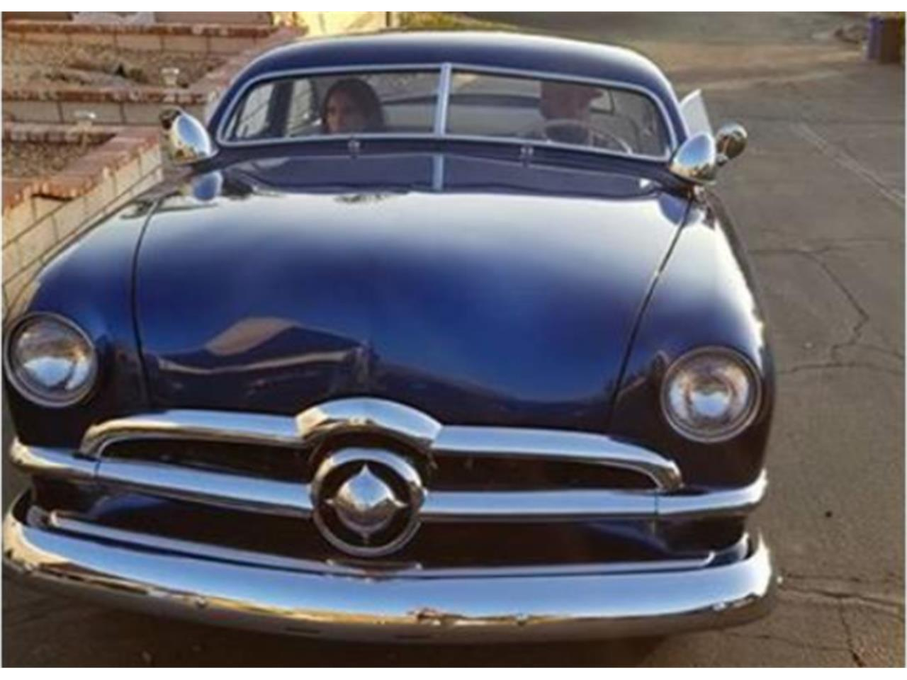 Large Picture of '50 Ford Tudor located in California - $58,000.00 Offered by a Private Seller - PZ3K