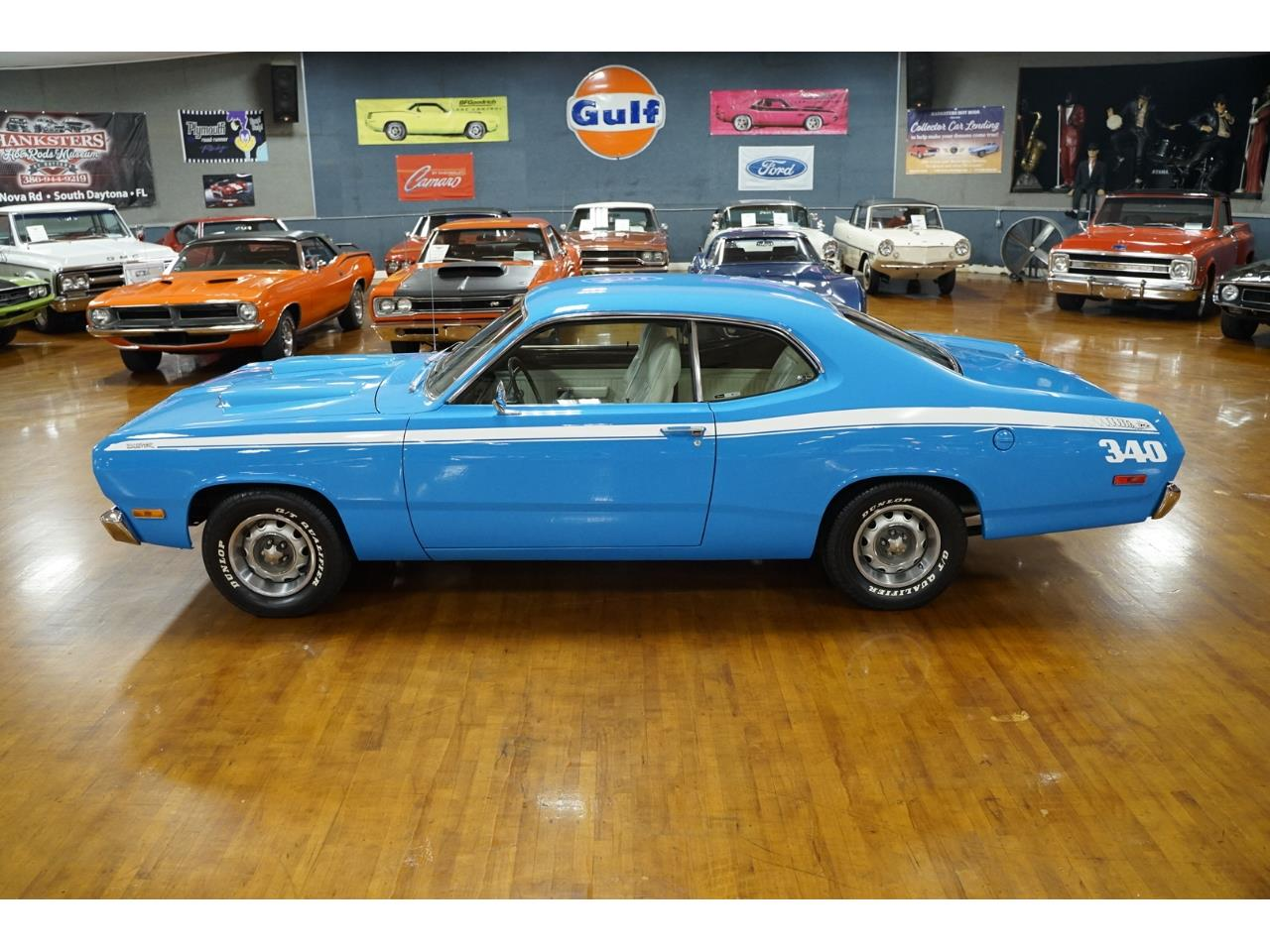Large Picture of '72 Duster located in Pennsylvania Offered by Hanksters Hot Rods - PXSD