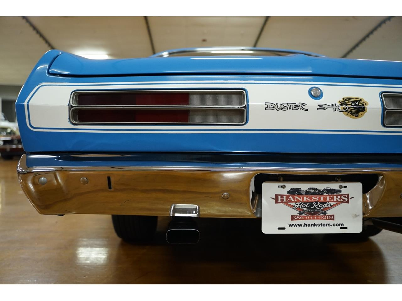 Large Picture of Classic 1972 Plymouth Duster located in Homer City Pennsylvania Offered by Hanksters Hot Rods - PXSD
