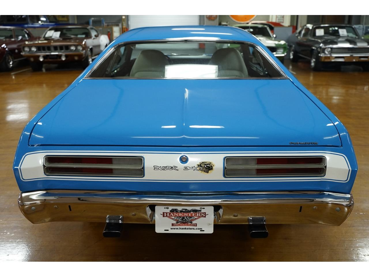 Large Picture of Classic 1972 Plymouth Duster located in Homer City Pennsylvania - PXSD