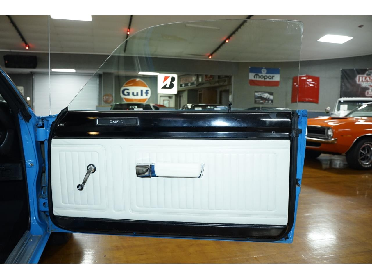 Large Picture of Classic 1972 Duster located in Pennsylvania Offered by Hanksters Hot Rods - PXSD