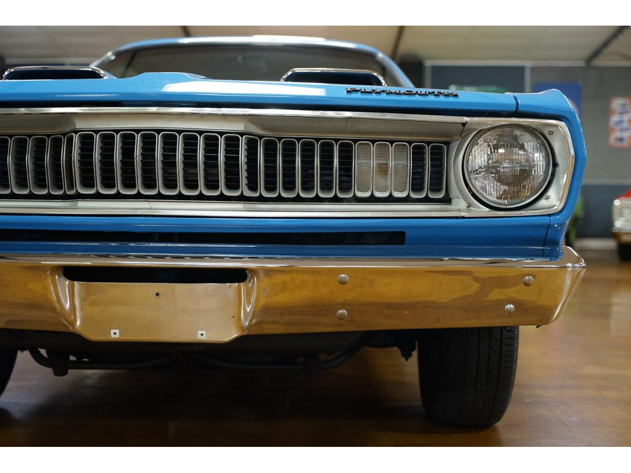 Large Picture of 1972 Duster Offered by Hanksters Hot Rods - PXSD