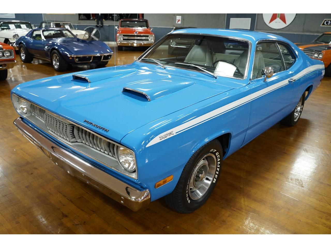 Large Picture of '72 Plymouth Duster - $34,900.00 Offered by Hanksters Hot Rods - PXSD