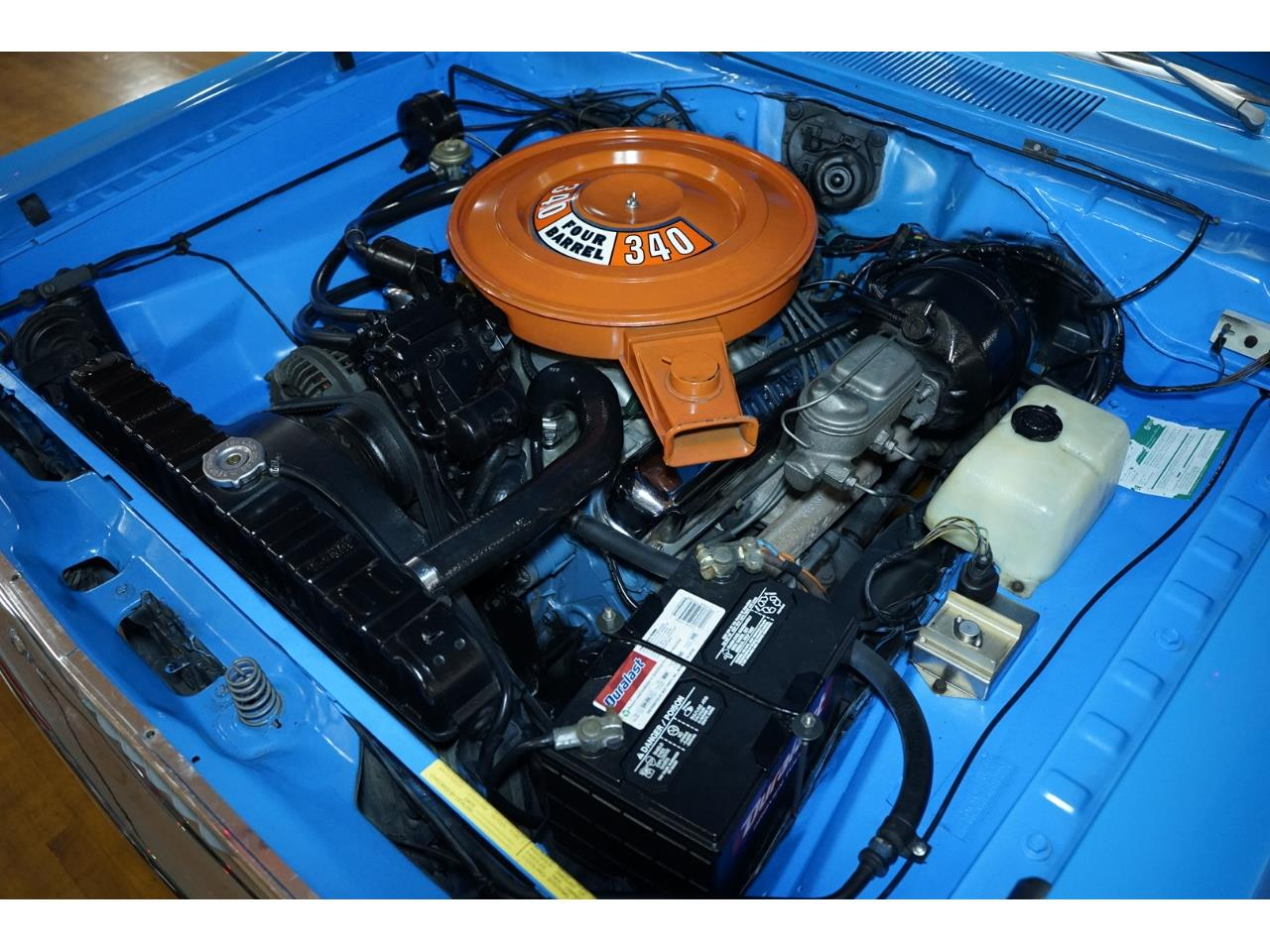 Large Picture of 1972 Duster - $34,900.00 Offered by Hanksters Hot Rods - PXSD