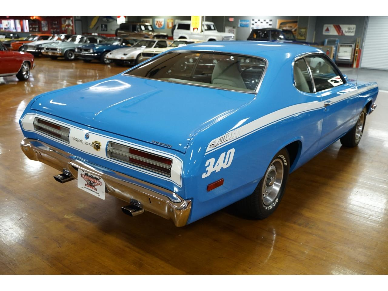 Large Picture of '72 Duster Offered by Hanksters Hot Rods - PXSD
