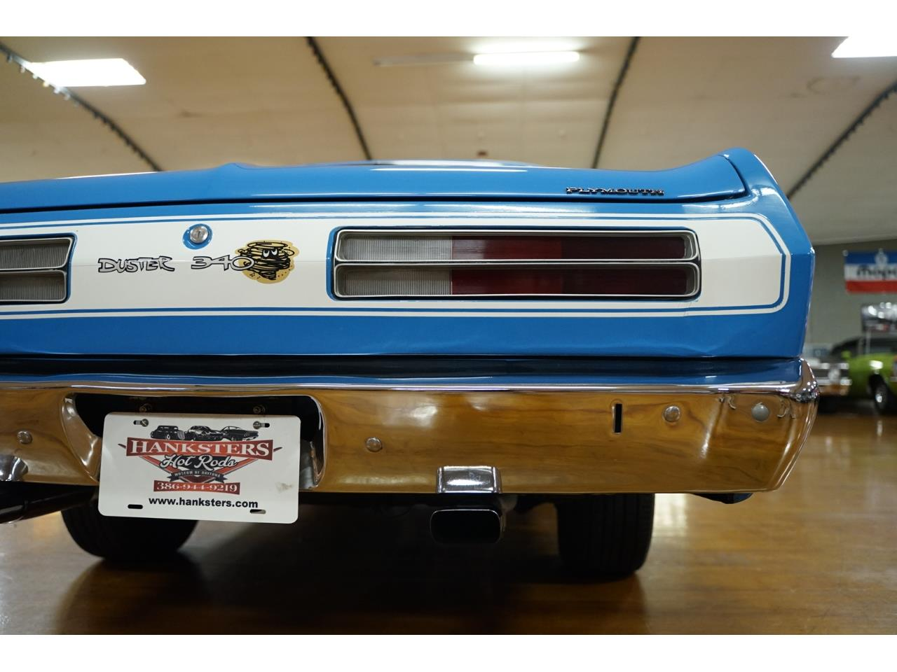 Large Picture of '72 Plymouth Duster Offered by Hanksters Hot Rods - PXSD
