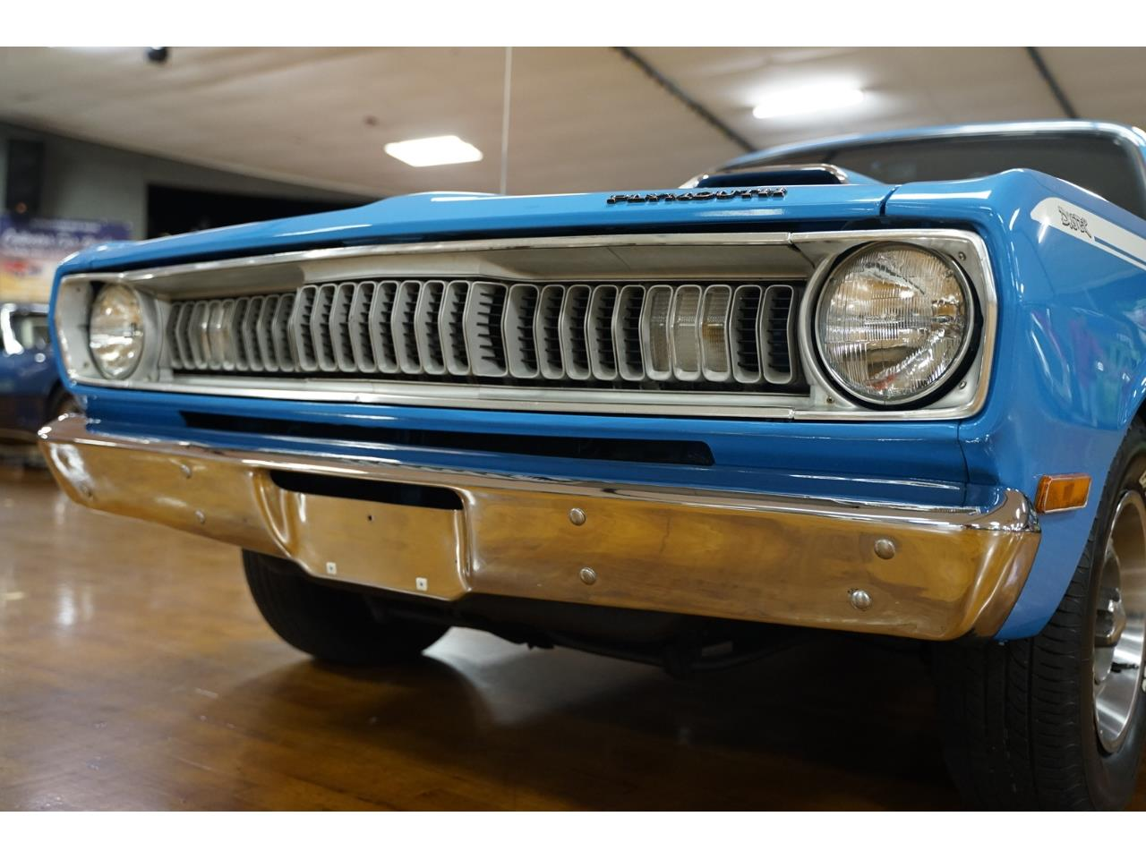 Large Picture of Classic '72 Plymouth Duster located in Homer City Pennsylvania Offered by Hanksters Hot Rods - PXSD