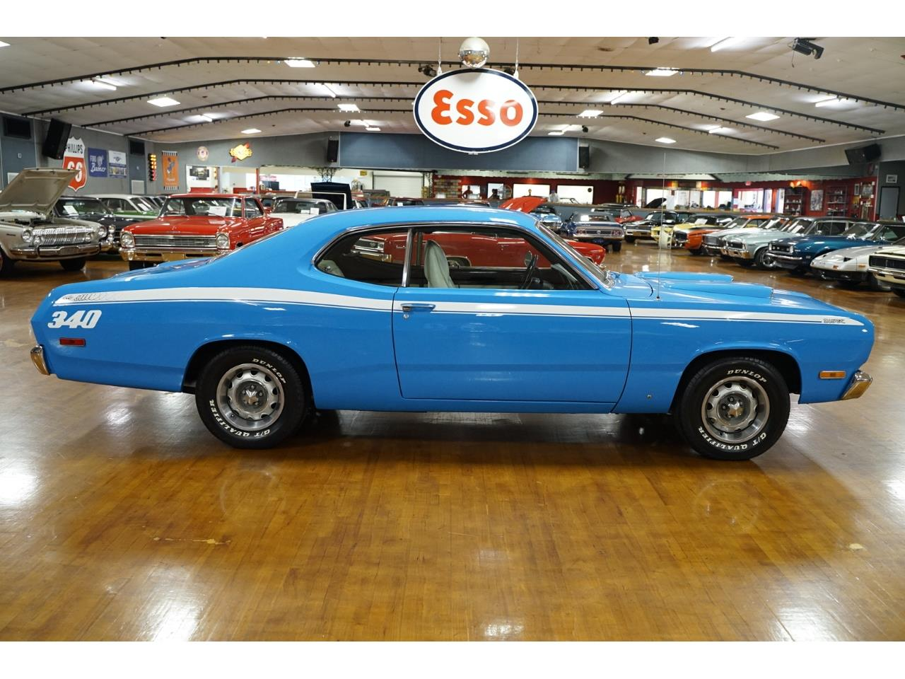 Large Picture of Classic 1972 Duster Offered by Hanksters Hot Rods - PXSD