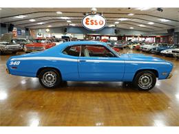 Picture of Classic '72 Duster located in Homer City Pennsylvania Offered by Hanksters Hot Rods - PXSD